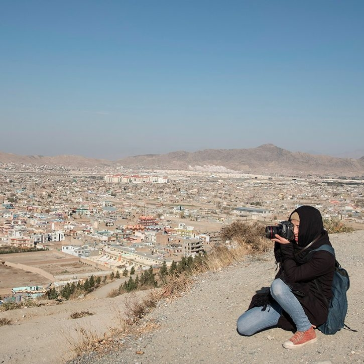 PassBlue:  Afghan Women Write New Narratives About Themselves, With Courage
