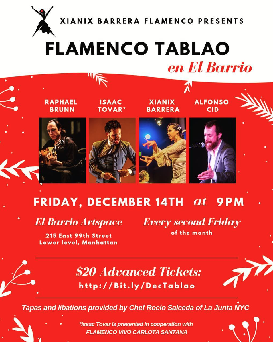Flamenco Tablao en El Barrio