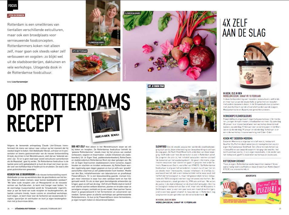 Rotterdamse foodcultuur