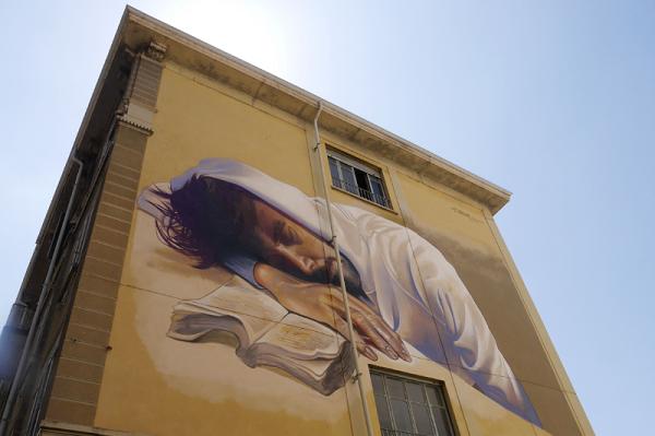 De mooiste streetart in Turijn