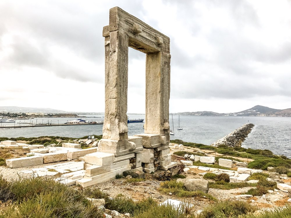 Temple of Apollo, Naxos