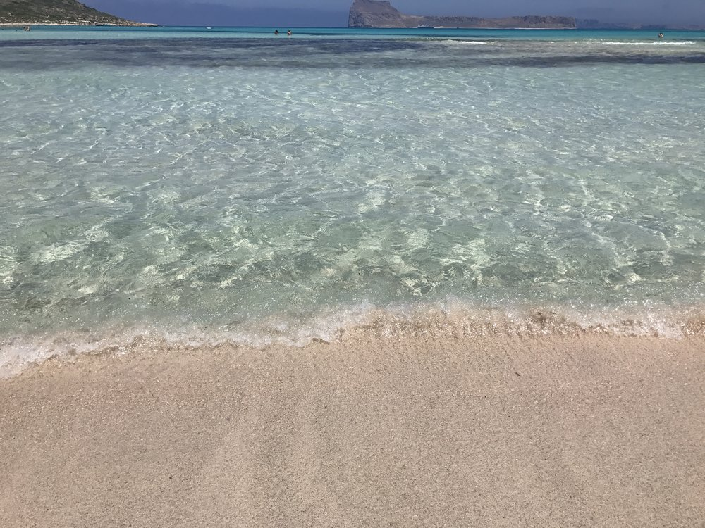 Balos Clear Water
