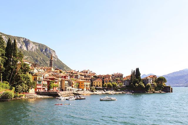 Oh, Varenna! 😍 So picturesque and perfect, a must visit when staying on Lake Como. Have you visited?