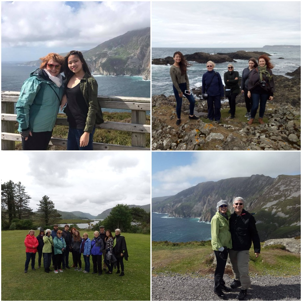 family trip to ireland -