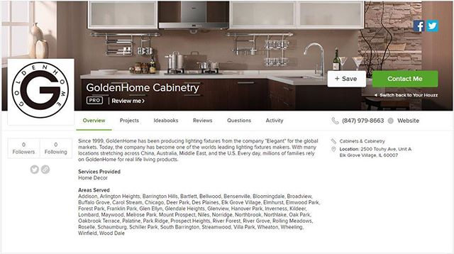 We now have our @houzz account running so come look at our new picture boards at www.houzz.com/pro/ghcmidwest/_public/. #houzz #homedecor #cabinets #luxury #kitchen #classic #delight #luxury #elkgrovevillage #chicago #wholesale #homeimprovement