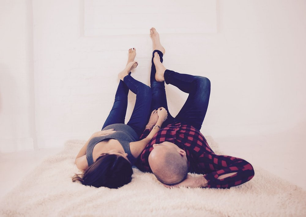 Hypnobirthing allows you to prepare positively together for parenthood.