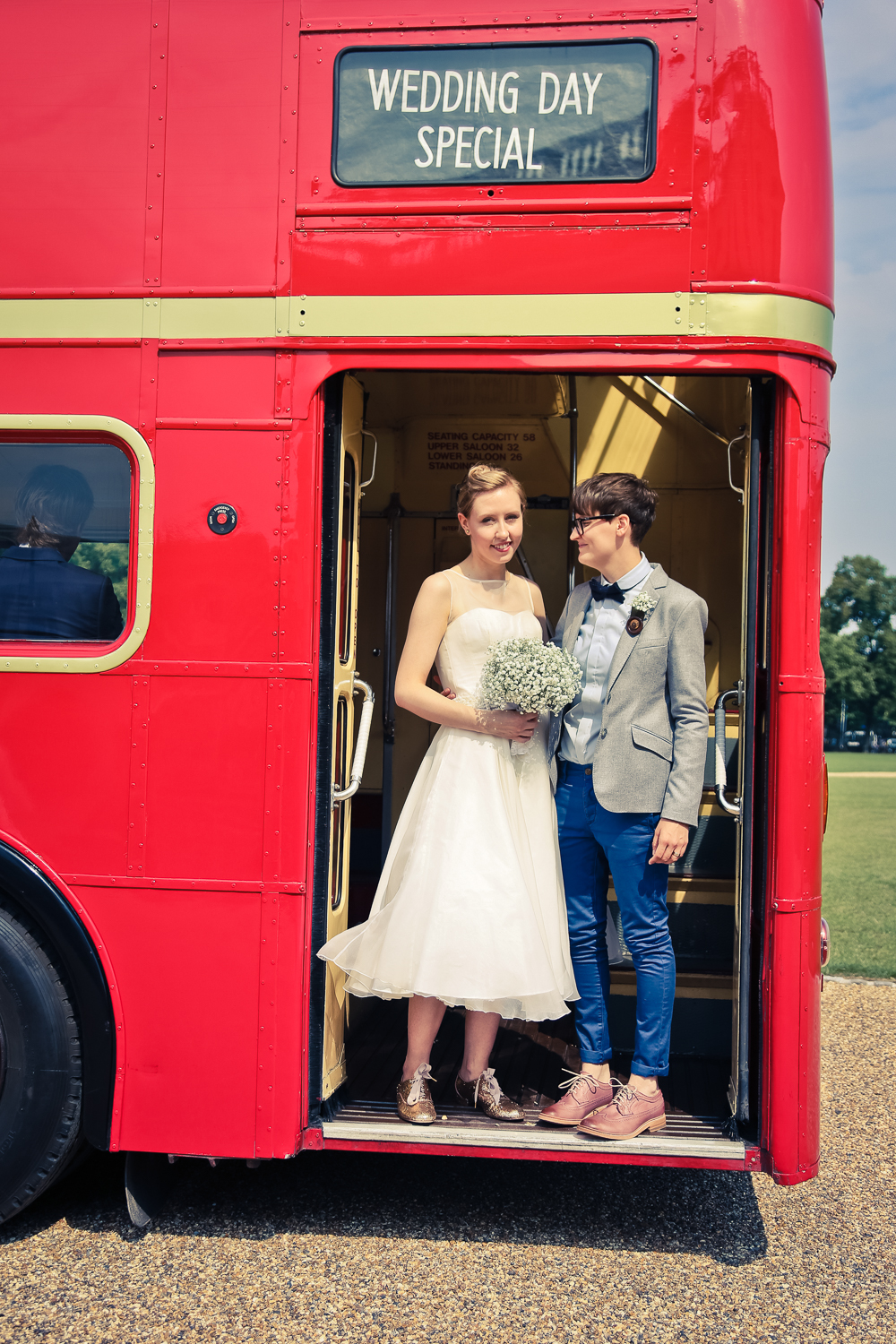 Hannah & Annie - Old Royal Naval College, Greenwich