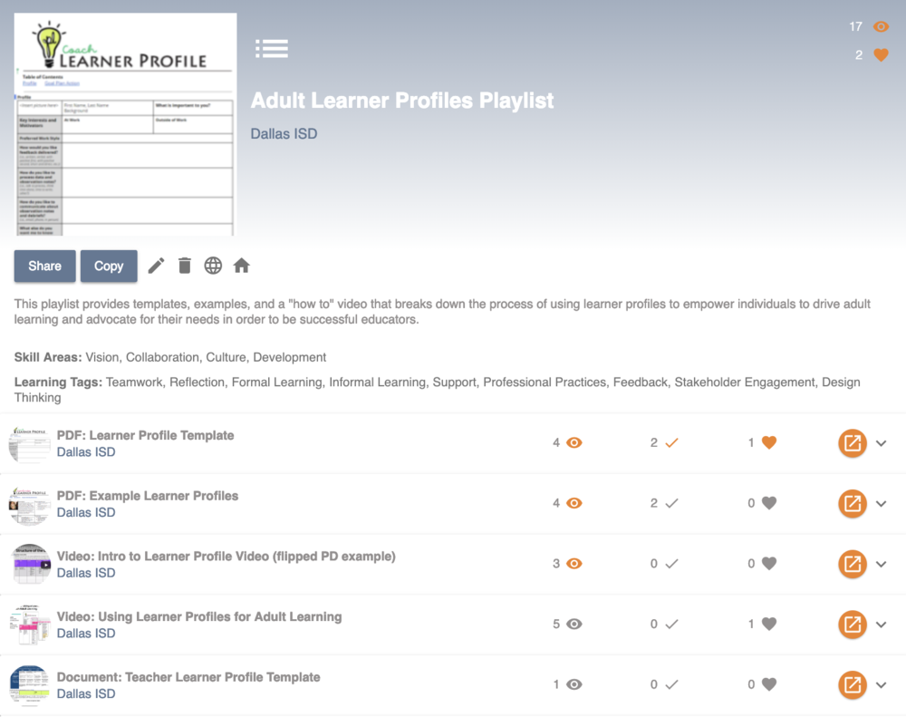 Learning Commons Adult Learner Profile Playlist.png