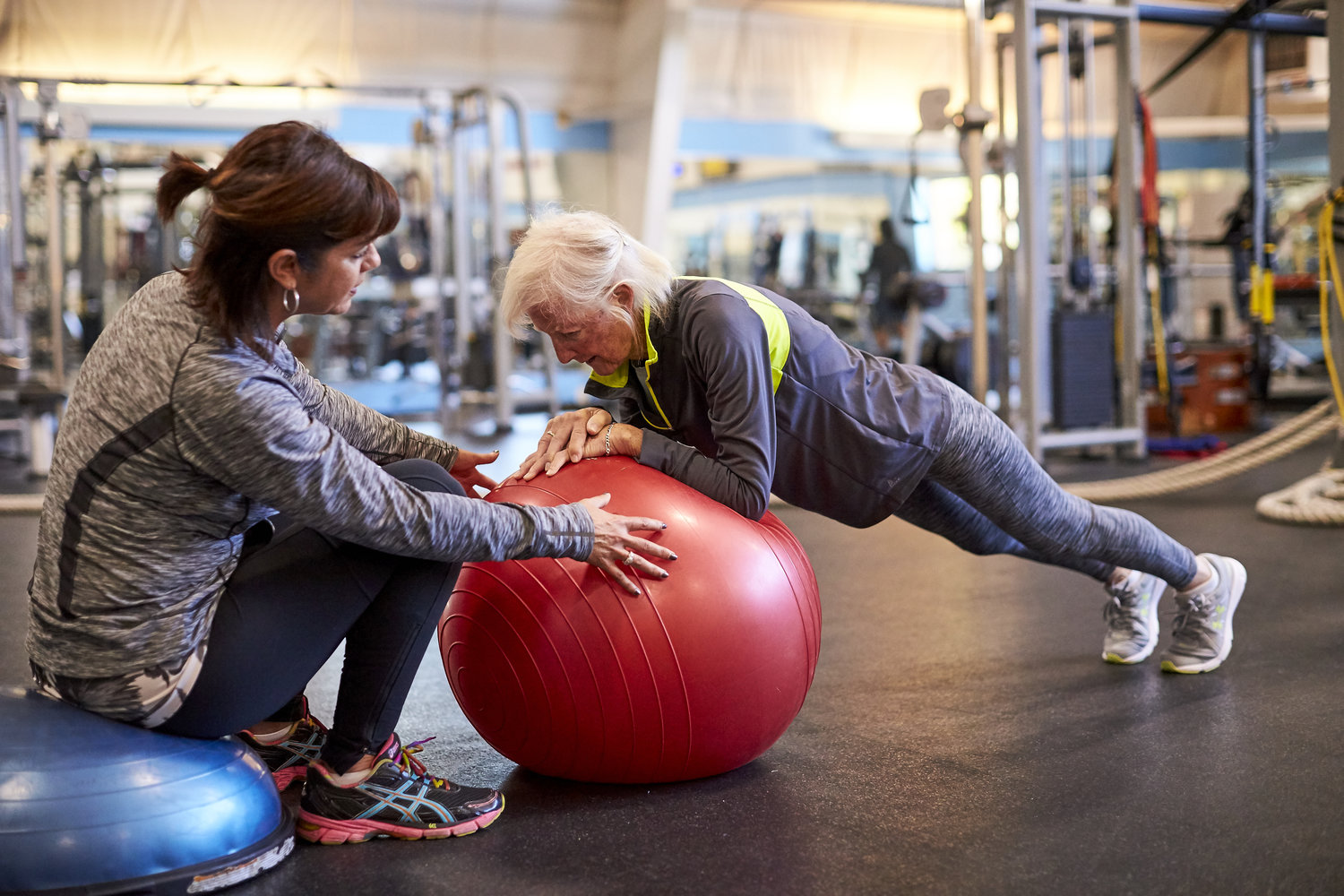 Personal trainers manchester athletic club xflitez Image collections