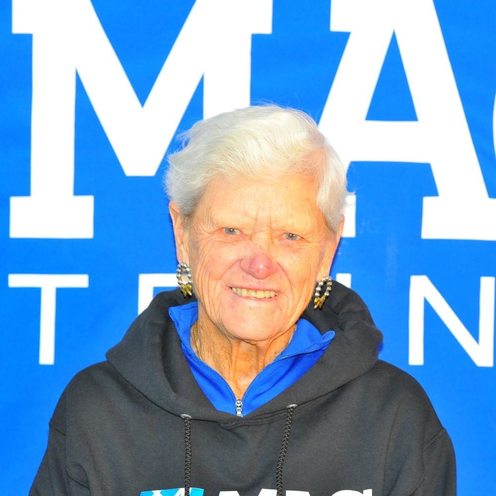 Avis Murray  -  Master Pro   Avis has been a member of the tennis staff in many capacities since the club opened in 1973. She presently is coaching teams, teaching adults and juniors and is the club's traveling coach for the North Shore Women's Teams. Avis has attained the highest rating of Master Professional in the United States Professional Tennis Association.   amurray@macathletics.com