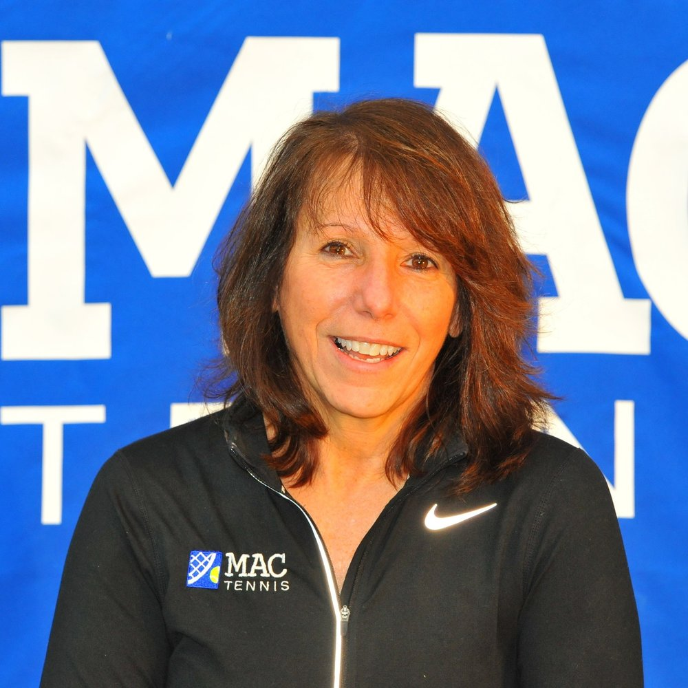Laurie Potter  -  Tennis Manager   Laurie has worked at the Manchester Athletic Club since 2000, working part-time in numerous departments. Her full time position was a Corporate Groups and Meeting Planner with American Express at the TJX Corporation. She began full time employment at the MAC in 2016 as the Tennis Manager, as well as working in the Business Office. She is a sub on the North Shore League teams as well as a sub teaching JDP classes.   lpotter@macathletics.com