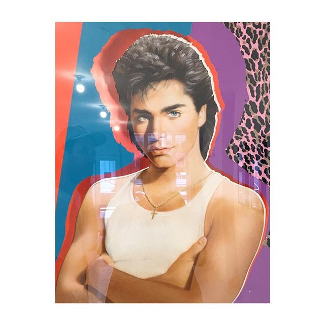 Famous Stamos. This was the fave! . . #patterncuratordiary #print #pattern #fashion #inspiration #art #trendforecaster #fashionforecaster #blogger #trendwatch #textile #textiledesign #printdesign #style #surfacedesign #fashion #trend #color #inspiration #design #create #generate #mood #moodboard #dailypractice #inspiration #patterncurator #lovegoyogapants #visualdiary #moodboard #idea