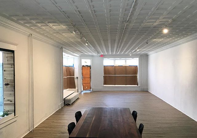 Certificate of Occupancy APPROVED!!! Big sigh of relief & happy dance all around. Now, we can officially fill this space with all the things. ✌️❤️🎉 ✅😃👊🤩🌴 #mkapothecary #artstorehouse