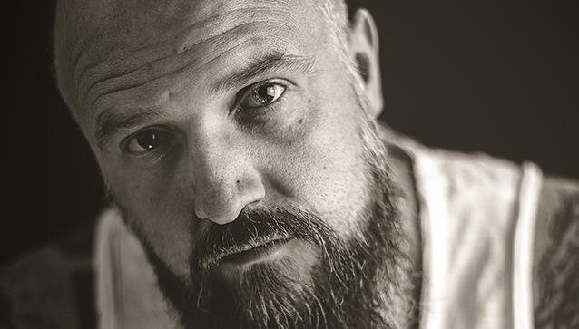 """Björn Rhodin - """"-Att kontrollera stressen över hela dagen kommer på sikt göra det lättare att somna.""""Foto: J.H Jönsson"""