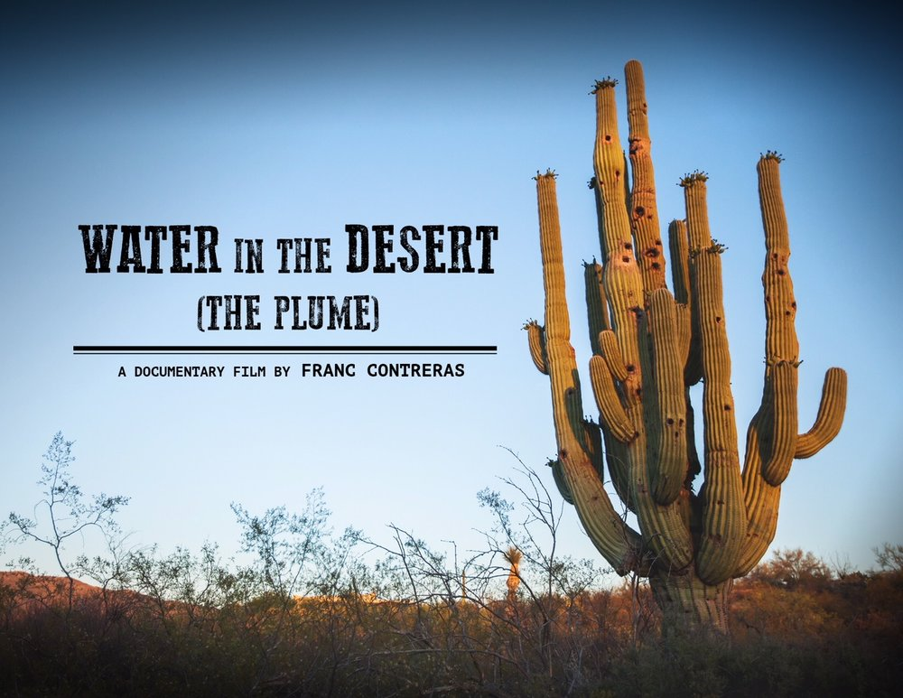 Water in the Desert