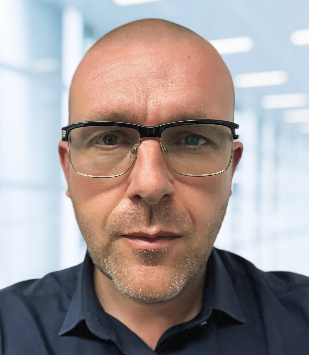 Karl Baxter, MD. Digital Specialist