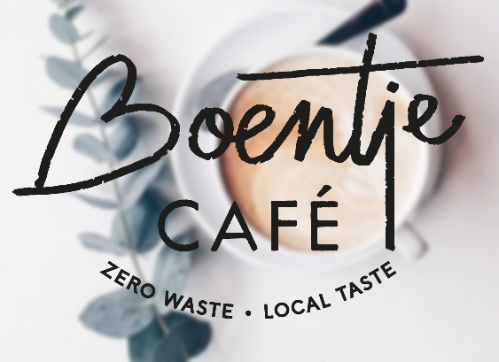 Boentje Café   This WAWer Zero Waste restaurant sells stainless steel straws and other small items to help you easily reduce your waste at the entrance of their café.