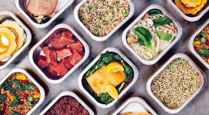 Tovala Pre-Prepared Meals