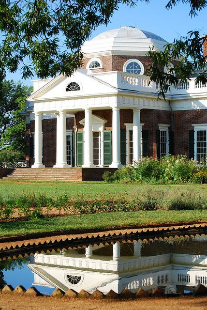 Jefferson's place brought together all of his interests - from farming to architecture to wine production to diplomacy. Monticello was the tailored expression of the Renaissance man's curiosity and lifestyle.