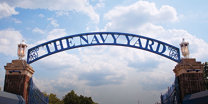 The Navy Yard in Philadelphia served as a shipbuilding and repair facility from 1868-1996, and was then decommissioned.