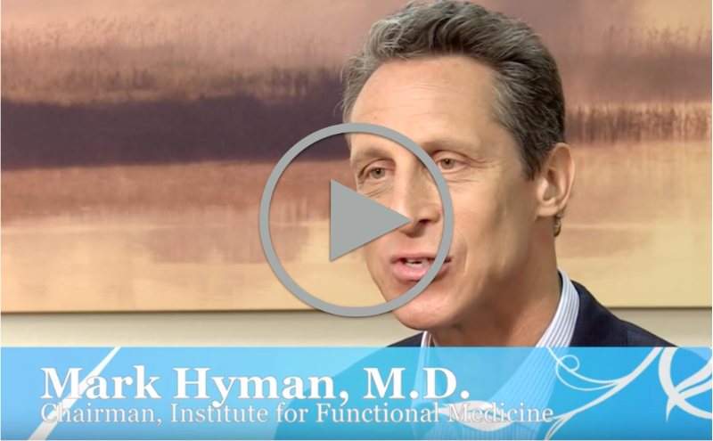 Well.org interviews Dr. Mark Hyman