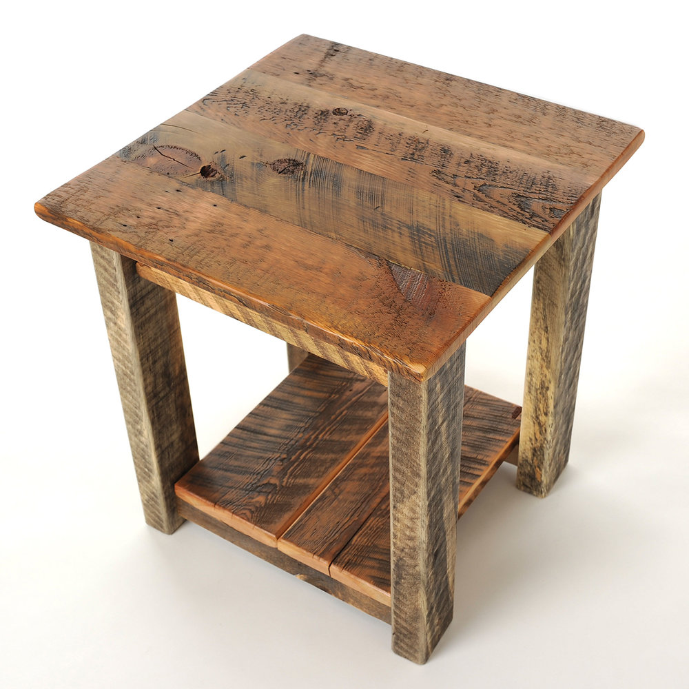 End Tables -