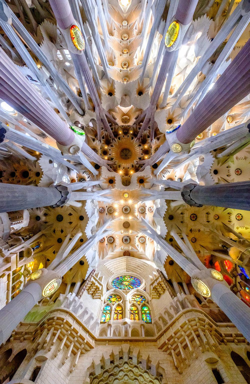 Vertical Gaudi
