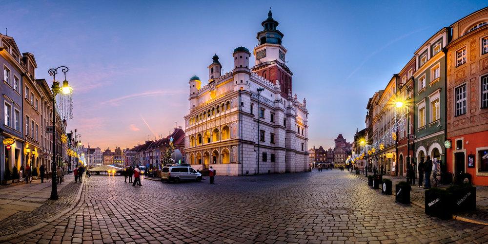 Stary Rynek - Old Market Square