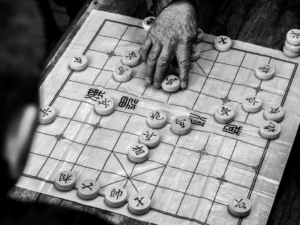 Chessmate!