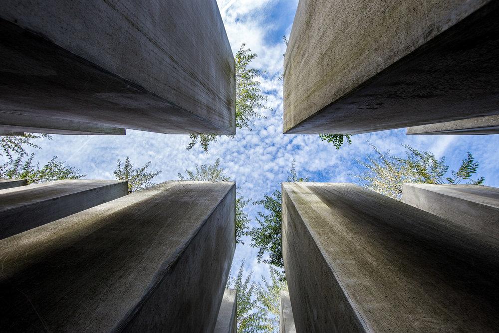 "Vertical Escape  ""Garden of Exile"" - Jüdisches Museum - Berlin - Germany 2013"