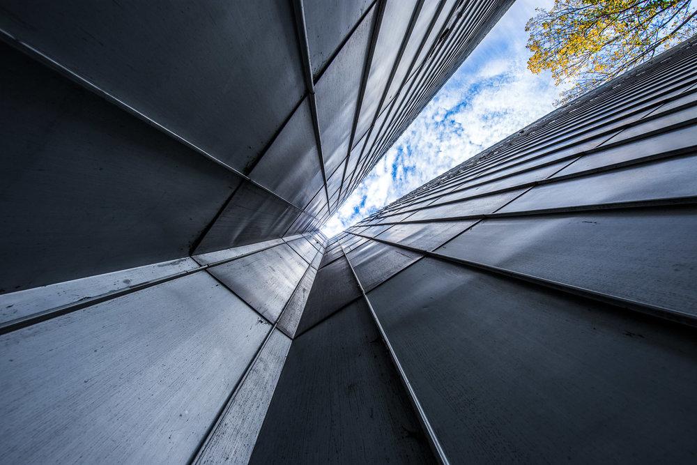 Infinity Lines  Jüdisches Museum Berlin - External Walls. 2013
