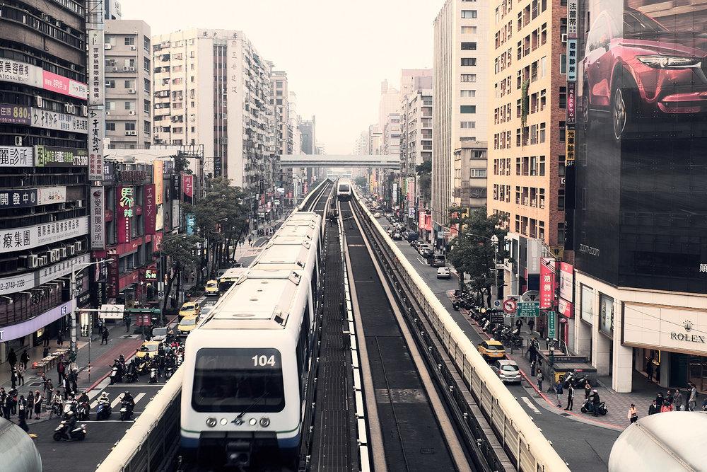 Downtown Taipei. Fujifilm XT2 - XF35mmF1.4