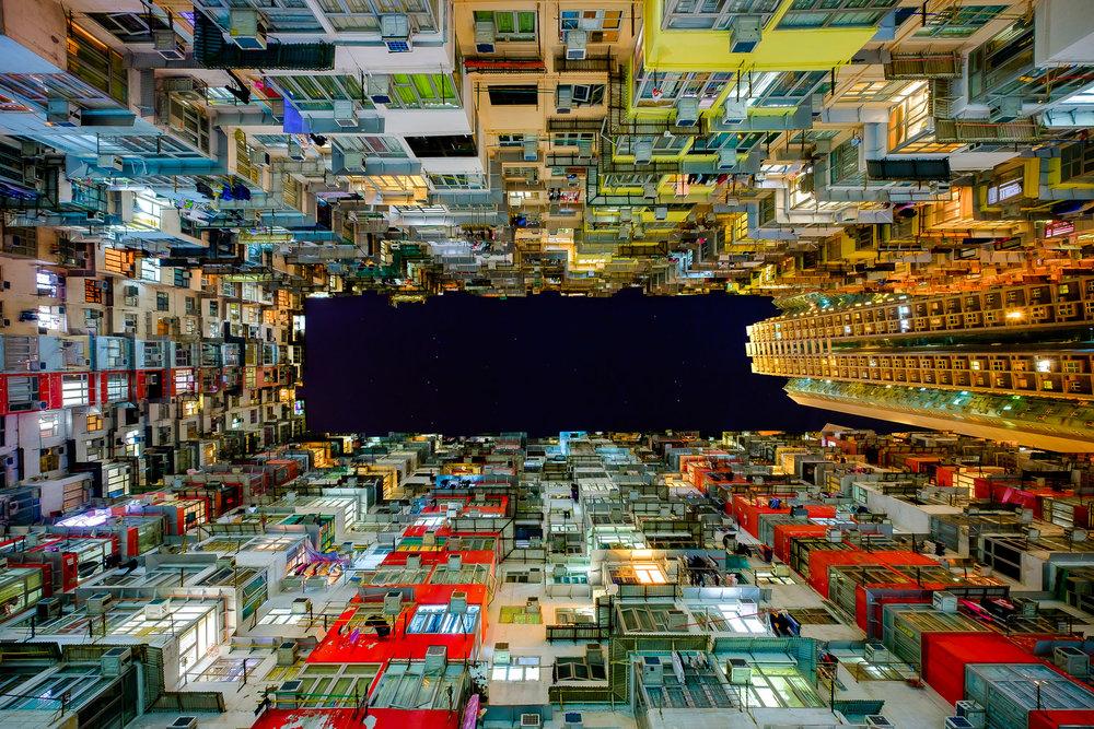 Colorful Density = Insane + Rationality