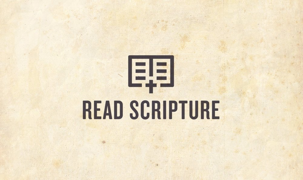 Read Scripture - The goal of Read Scripture is that everyone would read the Bible for themselves and discover the truth and beauty of God's Word.