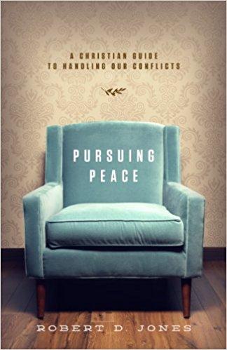 Pursing Peace - Robert D. Jones