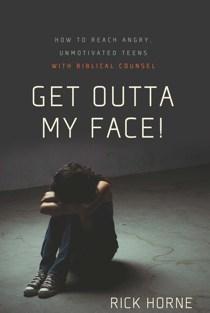 Get Outta My Face! - Rick Horne