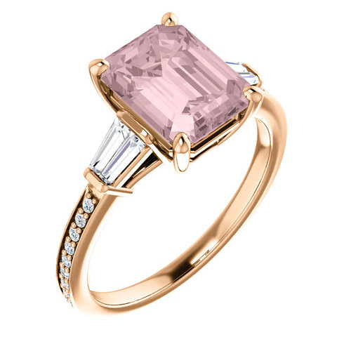 14K Rose Gold Morganite Ring With Diamond Accents.jpg
