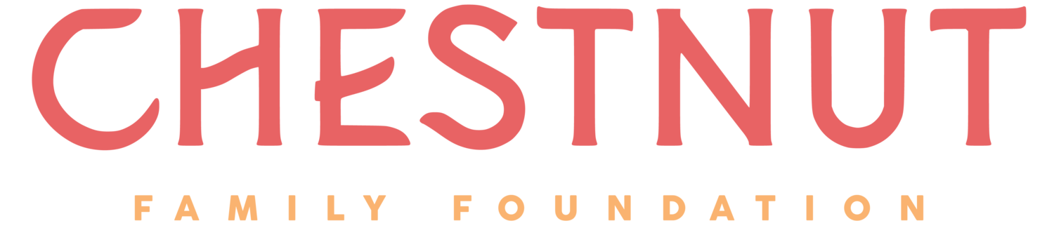 Chestnut Family Foundation
