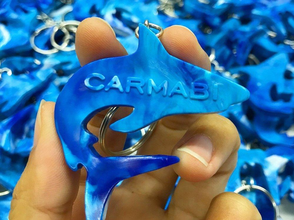 Shark Keychain -