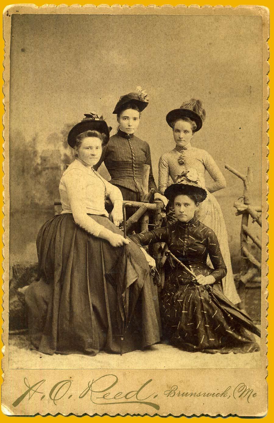 The original Dennison Girls