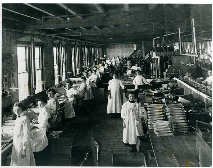 Dennison Factory