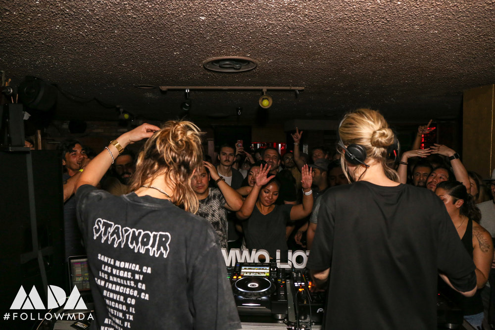 Shot of Eli & Fur From Behind the Decks.jpg