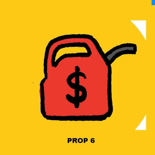 Gas Tax & Street Repairs