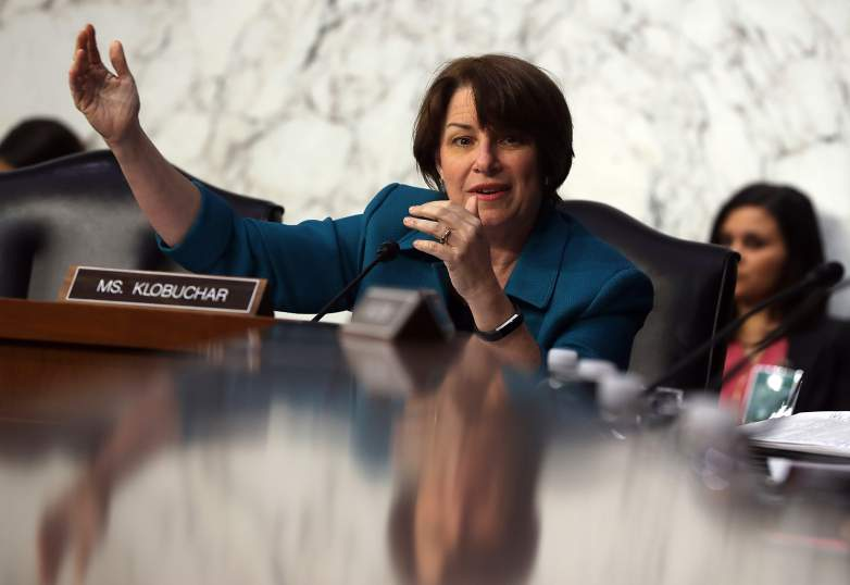 Klobuchar, Cornyn Anti-Human Trafficking Legislation Passes Senate Judiciary Committee - U.S. SENATOR AMY KLOBUCHAR