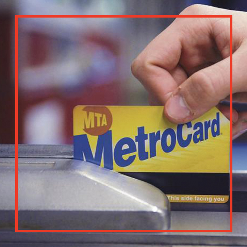 METROCARDS - 1 month of transportation for a survivor to and from Restore$100