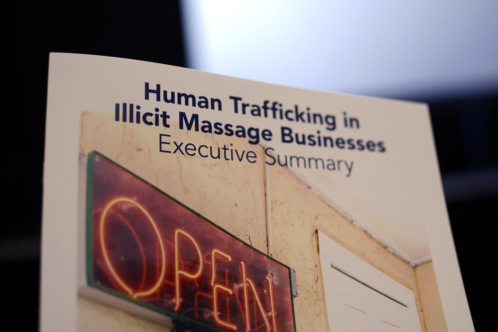 Read Polaris' Human Trafficking in Illicit Massage Businesses Report -