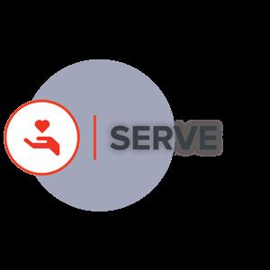 STEP 2: SERVE