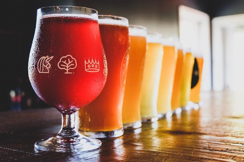 OUR BEERS -