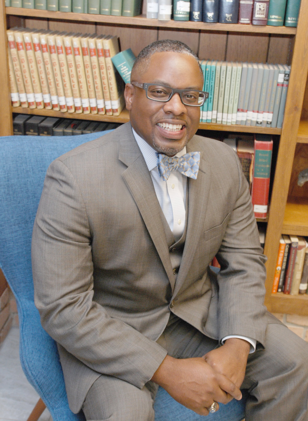 Rev. Hodari Williams, Team Leader