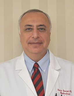 Amir Daniel, M.D. - Specialty: Acute and Chronic Kidney Disease,Hemodialysis and Peritoneal DialysisPhone: 414-672-8282Fax: 414-672-8284See full profile here...